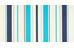 La Siesta Caribena Hängestuhl Basic aqua blue